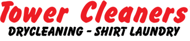 Tower Cleaners logo, Calgary Dry Cleaning
